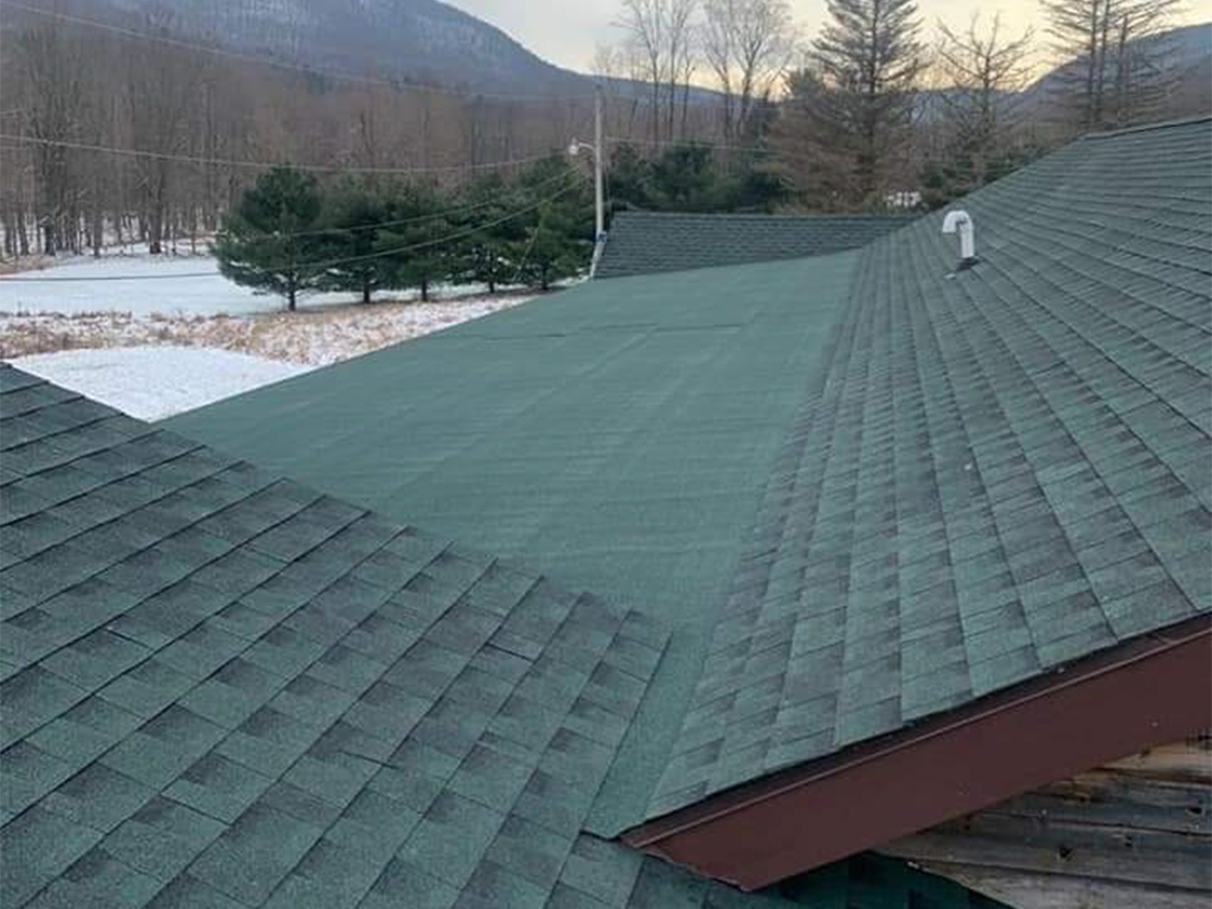 Back Mountain Area Roofing Project